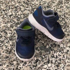 Baby Boy Nike Free Sneakers